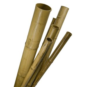 Varas artificiais de bambu - OneThatch