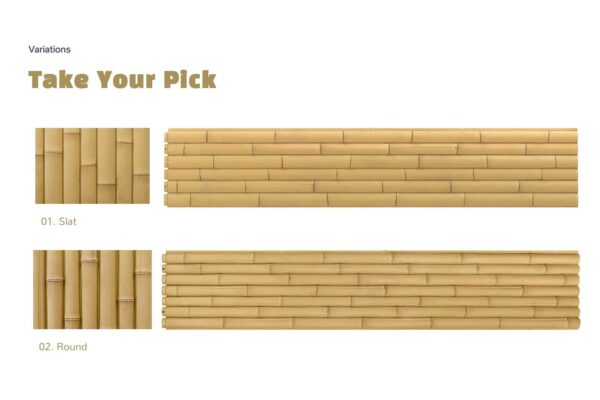 壁用竹パネル - ONETHATCH