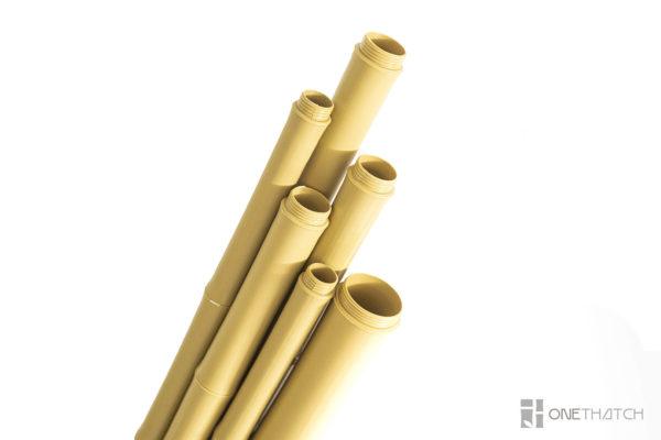 เสาไม้ไผ่ประดิษฐ์ - OneThatch