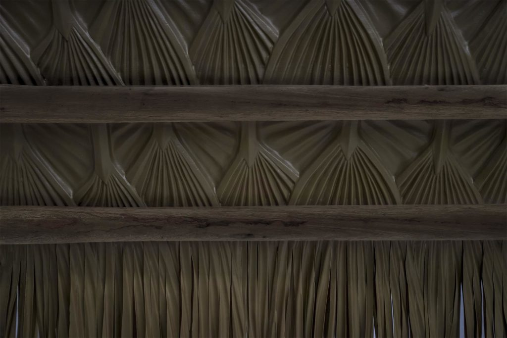 OneThatch Palm Thatching artificiale