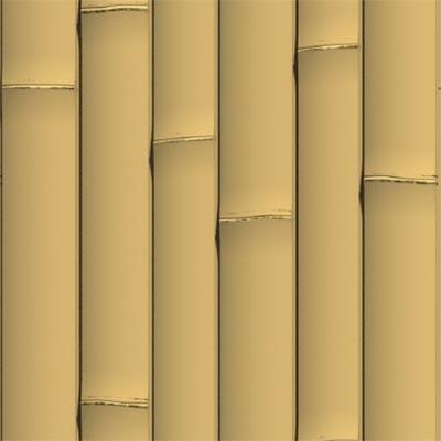 다크 옐로우 대나무 패널 - ONETHATCH