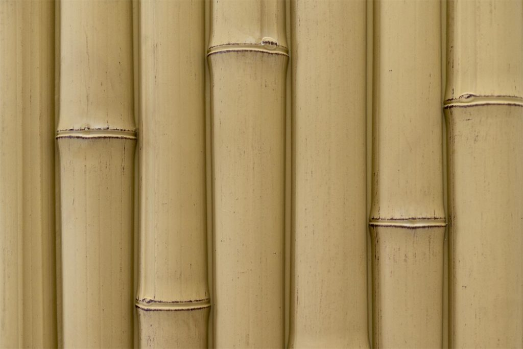 ONETHATCH FAUX BAMBOO PANELS-Round