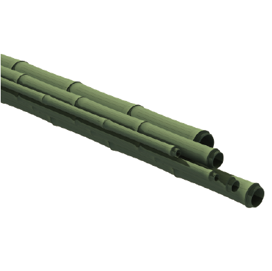 Pipa de bambú color oliva - ONETHATCH