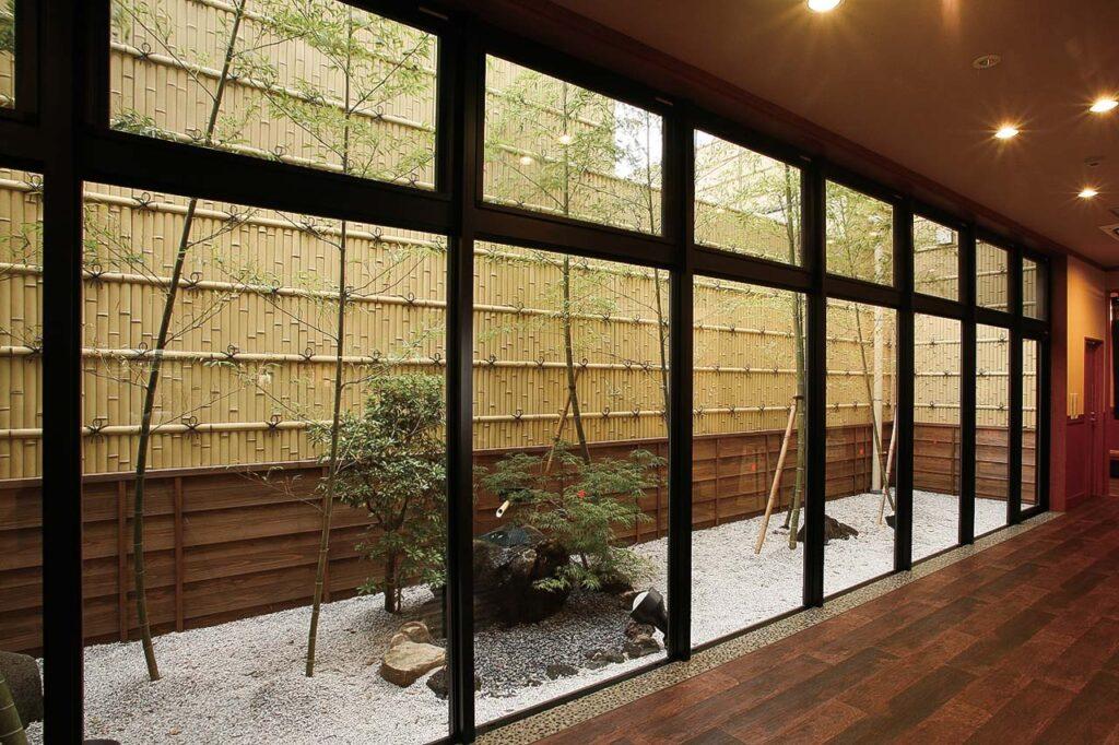 Revestimentos de parede de bambu sintético - ONETHATCH