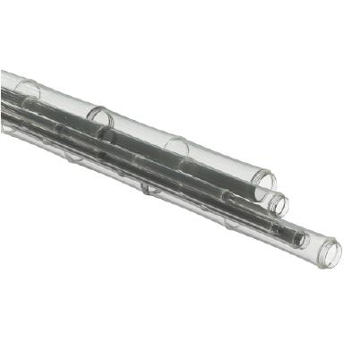 Tubo de bambú transparente para iluminación - ONETHATCH