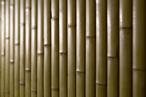 bamboo flat slat panel - OneThatch