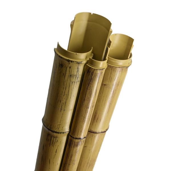Tiang Bambu Split Buatan