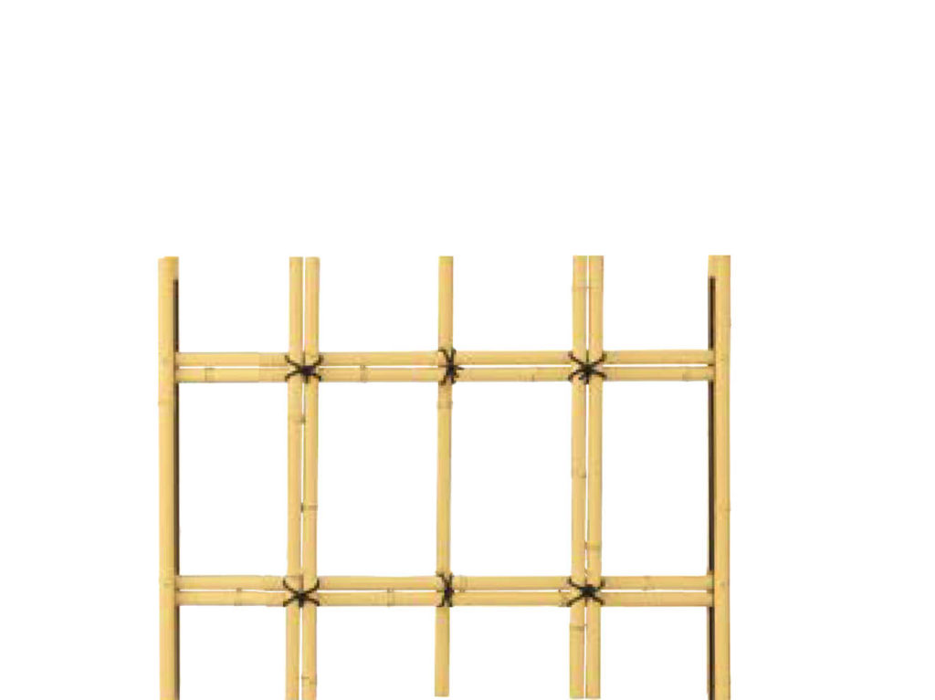 Kenninji Gaki Plastic Bamboo Fencing - ONETHATCH