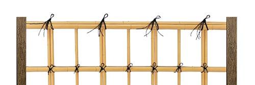 Искусственные бамбуковые заборы Kinkakuji-Gaki - ONETHATCH