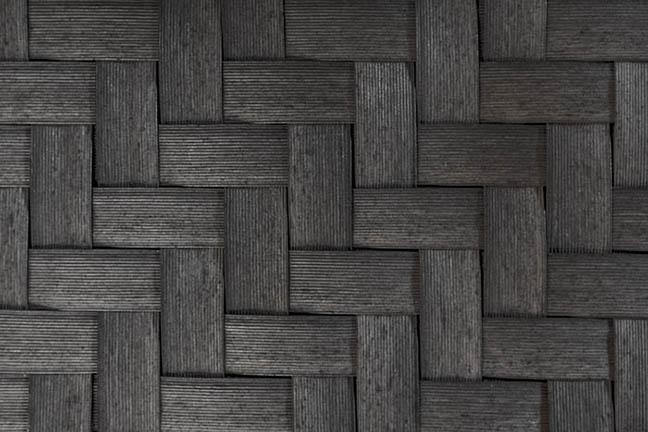 ONETHATCH 编织垫金木炭