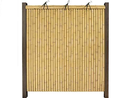 Искусственное ограждение из бамбука Tokusa Gaki - ONETHATCH