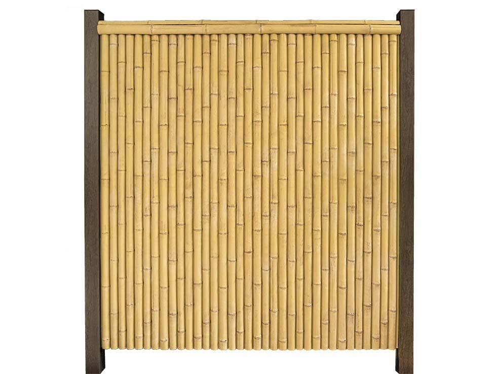 Tokusa Gaki Artificial Bamboo Screen Fencing - ONETHATCH