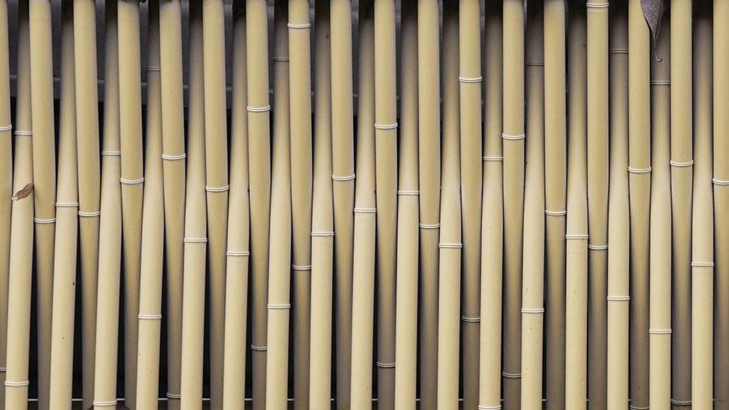 Artificial Synthetic Bamboo Poles