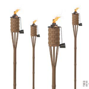 ไฟฉายไม้ไผ่ Tiki - ONETHATCH