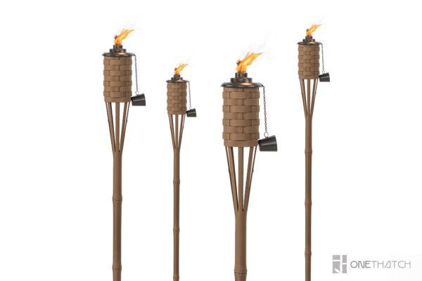 Obor Bambu Tiki - ONETHATCH