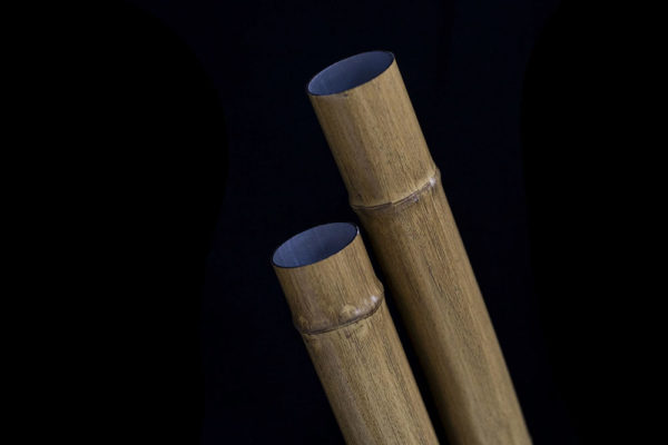 알루미늄 원형 대나무 기둥-OneThatch