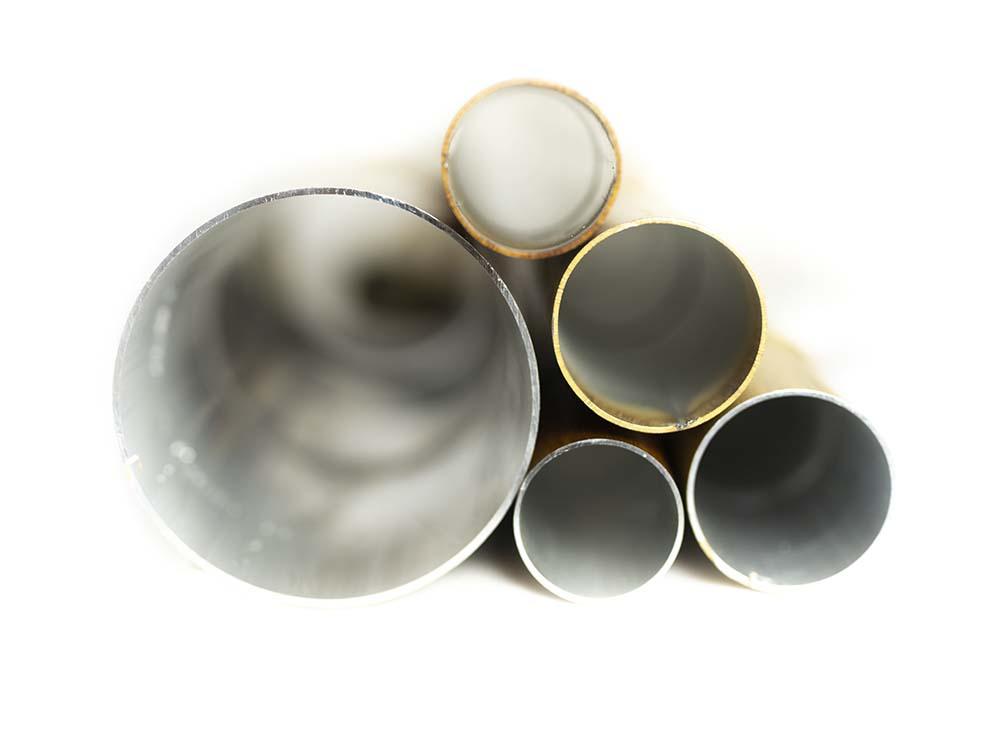 aluminum bamboo diameter variation