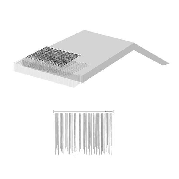 屋簷面板 - ONETAHTCH REED