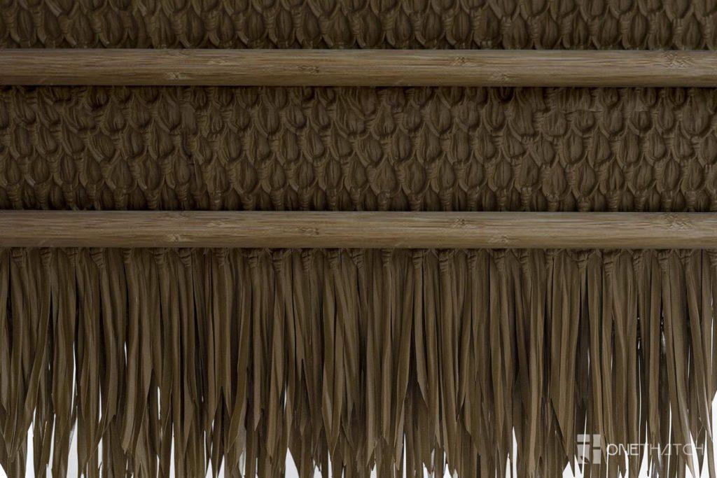 ONETHATCH Raincape Ceiling Details